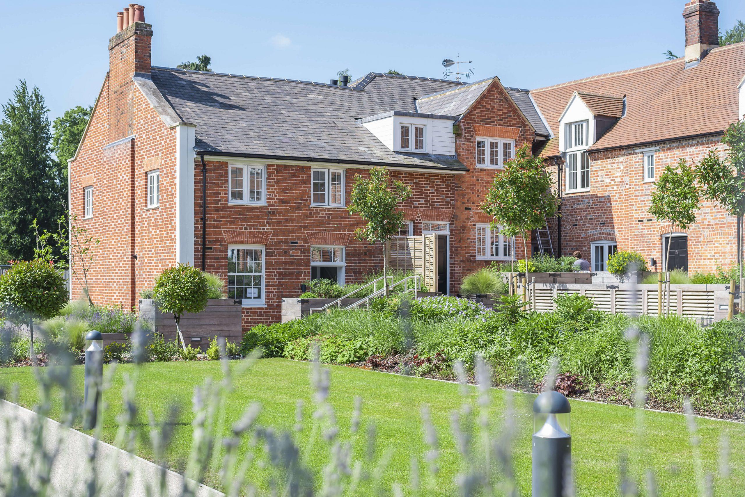 laureate gardens in henley shared gardens
